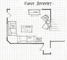 simple living room layout with corner fireplac 3017