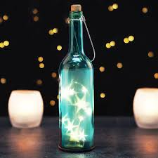 Decorative Wine Bottles With Lights by Amazon Com Bright Zeal 12