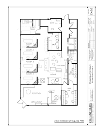 Floor And Decor Kennesaw Georgia by Sample Chiropractic Office Floor Plan Chiropractic Floor Plans