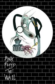 Pink Floyd The Wall Gerald Scarfe