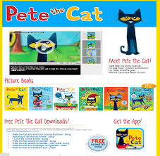 pete the cat books pete the cat by the