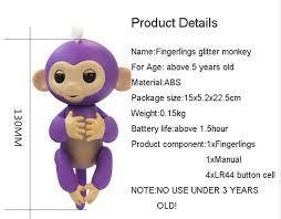 Interactive Fingerlings MonkeysBaby MonkeysFingerlings Monkeys