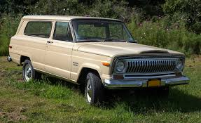 Jeep Cherokee (SJ) - Wikipedia