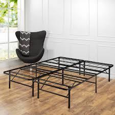 Platform Metal Bed Frame by Bedroom Gorgeous Metal Platform Bed Frame Queen With Chic Design