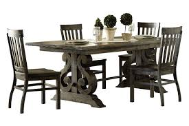 100 6 Chairs For Dining Room Bellpine Rectangular Table Side At GardnerWhite