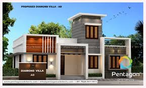 100 Contemporary House Floor Plans And Designs 953 Square Feet 3 Bedroom Single