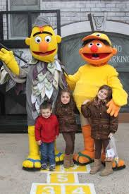 Sesame Place Halloween Parade by The Marinello Family Sesame Place Halloween Spooktacular