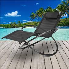 Sun Tanning Beach Chairs Zero Gravity Banana Sun Lounger ...