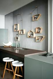 etagere de cuisine murale etagere cuisine design etageres murales design en bois daccoration