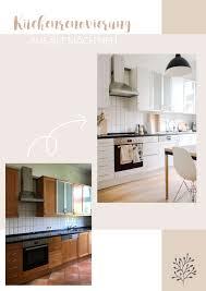 küchenrenovierung aus alt mach neu küche renovieren