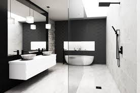 matt schwarze badarmaturen der badezimmer trend 2019