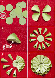 Cone Star Ornaments Design Dazzle Charming How To Make Decoration With Paper Step By