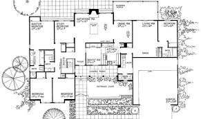 Simple Single Level House Placement by Simple Single Floor Country House Plans Placement Architecture