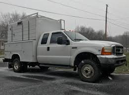 100 Service Trucks For Sale On Ebay F350 Utility Truck