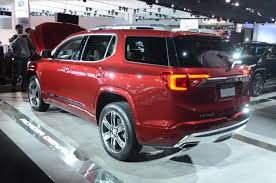 2017 GMC Acadia Gets In Shape, Drops 700 Pounds | Carscoops Gmc Acadia Jryseinerbuickgmcsouthjordan Pinterest Preowned 2012 Arcadia Suvsedan Near Milwaukee 80374 Badger 7 Things You Need To Know About The 2017 Lease Deals Prices Cicero Ny Used Limited Fwd 4dr At Alm Gwinnett Serving 2018 Chevrolet Traverse 3 Gmc Redesign Wadena New Vehicles For Sale Filegmc Denali 05062011jpg Wikimedia Commons Indepth Model Review Car And Driver Pros Cons Truedelta 2013 Information Photos Zombiedrive Gmcs At4 Treatment Will Extend The Canyon Yukon