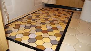 creating a crafted honeycomb inspired bathroom 2013 06 12