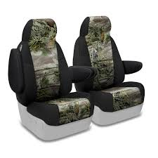 Real Tree Camo Coverking Custom Seat Covers For Dodge Ram Truck 150 ...