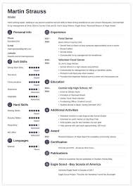 Resume Examples For Teens: Templates, Builder & Writing Guide [+Tips] How To Get Job In 62017 With Police Officer Resume Template Best Free Templates Psd And Ai 2019 Colorlib Nursing 2017 Latter Example Australia Topgamersxyz Emphasize Career Hlights On Your Resume By Using Color Pilot Sample 7k Cover Letter For Lazinet Examples Jobs Teacher Combination Rumes 1086 55 Microsoft 20 Thiswhyyourejollycom