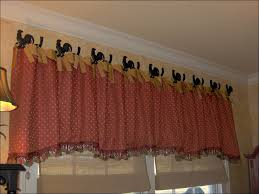 Kitchen Curtain Ideas For Large Windows by Kitchen Curtain Patterns For Living Room Professional Curtain