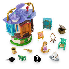Disney Animators Collection Boo Mini Doll Play Set Monsters Inc
