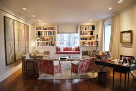 Cinetopia Living Room Pictures by Living Room Nyc Cool Luxury Residential Living Room Interior