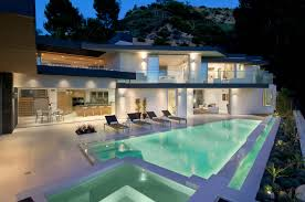 100 Hollywood Hills Houses The Doheny Residence A 10 Million Home On