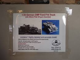 100 Resin Model Truck Parts TRACKLINK Forums TrackLink Build Logs German CMP F 15