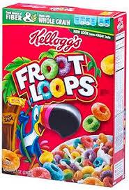 Froot Loops Box Small