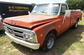 100 1969 Gmc Truck For Sale GMC 1500 Pickup Truck Item K1219 SOLD July 20 Vehi