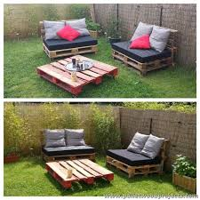 Pallet Patio Furniture Plans by Marvelous Outdoor Pallet Furniture Plans Free Plans Free Laundry