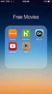 Where to watch free movies online on iPad iPhone Android PC