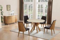 Buy Exclusive Bronx Oak And Marble Dining Set With 4 Chairs Online By UK Ltd From CFS At Unbeatable Price