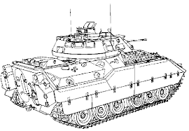 Military Coloring Pages 5