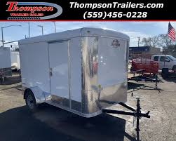 100 Used Utility Trucks For Sale Thompson Motor S New And Cargo Enclosed Trailers