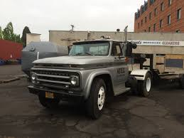 Curbside Classic: 1965 Chevrolet C60 Truck – Maybe Independent Front ...