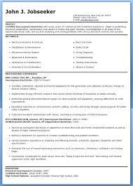 Electrician Resume Sample Journeyman Samples Cv Australia