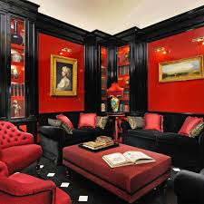 Red Black And Gold Bedroom Organizing Ideas For Bedrooms