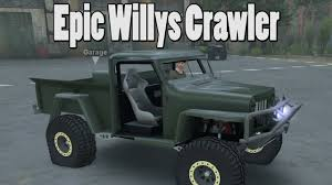 Spintires Mod Review - 1960 Willys Pickup Crawler - Really Kool Add ... New Addons For My Boss 54 Ford F150 Forum Community Of Pickup Box Swing Out Winch Storage Truck Add Ons Pinterest Ats Mods Kenworth W900 Accsories Pack Youtube Vehicle 52016 Builds Addons Accsories Etc Auto Full Truck Packages Available Ask How We Facebook Add Ons Elegant 1940 Chevy Chopped Hot Rat Auction To Suit Everyone With Fire Included Queensland 5 Most Popular Mods Mopar Has Over 200 Ready 20 Gladiator 95 Octane Accsories 2012 Ultimate