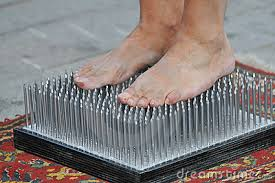 Bed Of Nails Acupressure Mat by 16 Bed Of Nails Acupressure Mat Shakti Acupressure Mat