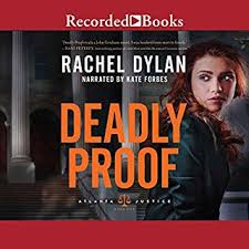 Deadly Proof Audiobook Cover Art