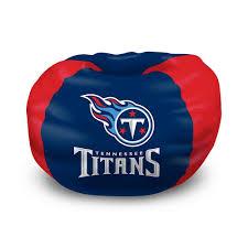 tennessee titans nfl team bean bag 96 tennessee bags and bean bags