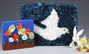 Repurpose Plastic Bags To Make A Kids Flower Garden Craft Crafts N Coffee