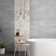 Shiny Or Matt Bathroom Wall Tiles Tile Design Ideas