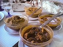 cuisine import du portugal curry