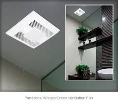 excellent brilliant bathroom vent fan with light garden district