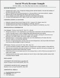 Sample Resume Example Criminal Profile Template Luxury Social Work Manager As Image File