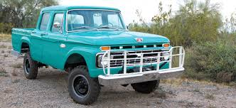 100 Pickup Truck Sleeper Cab Four Pioneering AllTerrain S Hemmings Daily