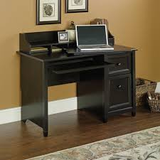 Staples Sauder Edgewater Executive Desk by Edge Water Computer Desk 409043 Sauder