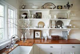 Full Size Of Kitchenwhite Country Kitchen With Butcher Block Inspiration Hd Gallery White