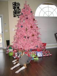 Interior Pretty In Pink Christmas Tree Treetopia Complete 3